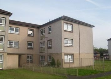 Thumbnail 3 bed flat for sale in Greenlaw Avenue, Wishaw, North Lanarkshire