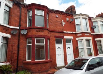 Thumbnail 3 bed flat to rent in Springbourne Road, Liverpool