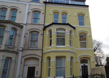 Thumbnail 1 bed flat to rent in 41 Peel Road, Douglas