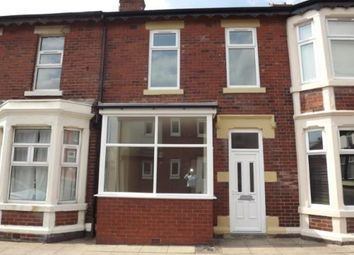 Thumbnail 3 bedroom terraced house for sale in Louise Street, Blackpool, Lancs