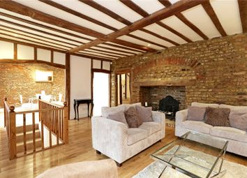 Thumbnail 4 bedroom semi-detached house for sale in Church Street, London