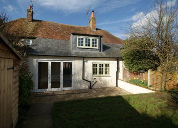 Thumbnail 2 bedroom terraced house to rent in Church Street, Collingbourne Ducis, Marlborough