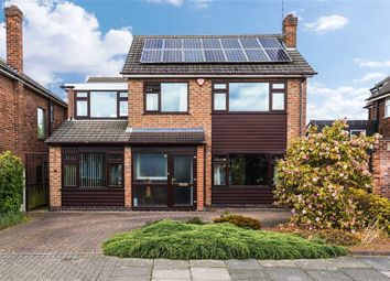 Thumbnail 4 bed detached house for sale in Redwood Avenue, Nottingham