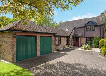 Thumbnail 5 bed detached house for sale in Walnut Tree Close, Ruscombe, Berkshire
