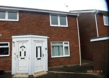 Thumbnail Flat to rent in 40 Thirlwell Gardens, Carlisle