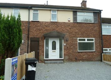 Thumbnail 3 bed terraced house to rent in Brookfield Avenue, Offerton, Stockport