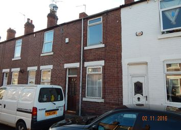 Thumbnail 2 bed terraced house to rent in Brook Street, Doncaster
