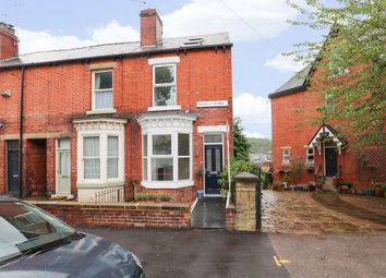 3 bed end terrace house for sale in Graham Road, Sheffield S10