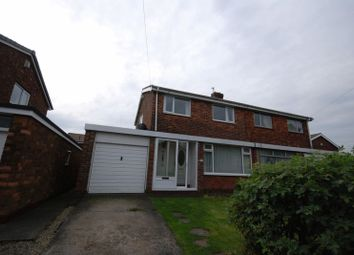 Thumbnail 3 bedroom semi-detached house for sale in Alexandra Road, Ashington