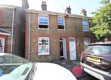 Thumbnail 2 bedroom end terrace house for sale in Middle Deal Road, Deal
