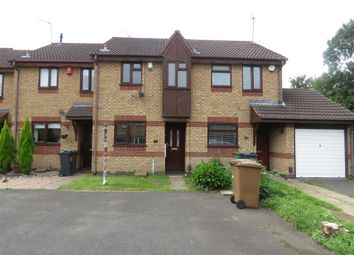 Thumbnail 2 bed terraced house for sale in Stanier Close, Rushall, Walsall