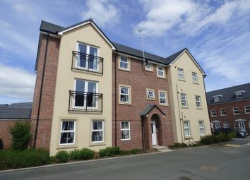 Thumbnail 2 bed flat for sale in Snetterton Heath Kingsway, Quedgeley, Gloucester