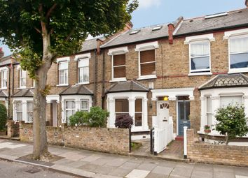 Thumbnail 3 bed terraced house to rent in Somerset Road, London