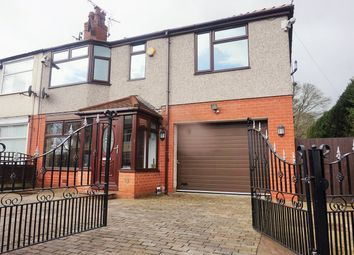 Thumbnail 4 bedroom semi-detached house for sale in Eden Grove, Bolton
