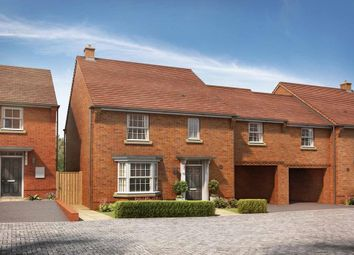 "Thumbnail 4 bedroom detached house for sale in ""Hurst"" at Sorrel Close, Uttoxeter"
