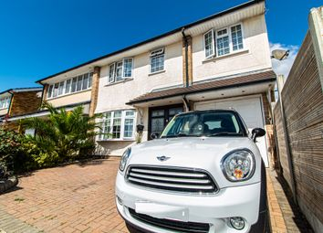 Fairfield Gardens, Eastwood, Leigh-On-Sea SS9. 4 bed semi-detached house