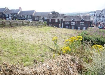 Thumbnail Land for sale in Cwrt Coedybrain, Aberbargoed, Bargoed, Caerphilly
