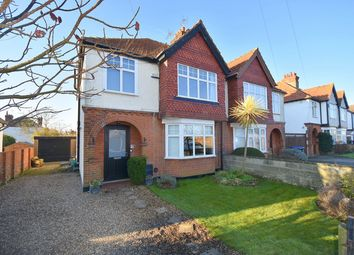 Thumbnail 4 bed semi-detached house for sale in Lindenthorpe Road, Broadstairs