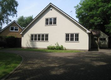 Thumbnail 5 bed detached house for sale in Central Avenue, Stoke Park, Coventry