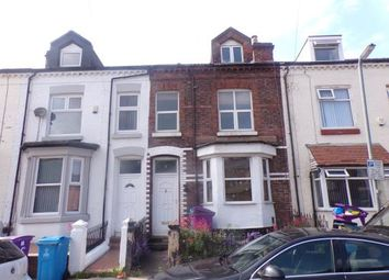Thumbnail 3 bed terraced house for sale in Clifton Road East, Liverpool, Merseyside