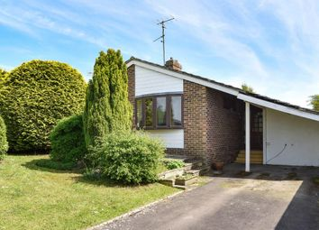 Thumbnail 3 bed detached bungalow for sale in Tackley, Oxfordshire