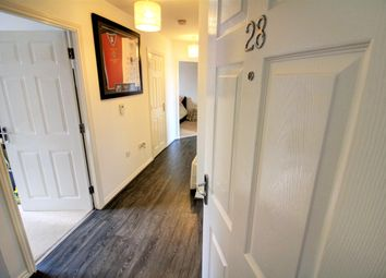 Thumbnail 2 bed flat for sale in Severn Rise, Rowley Regis