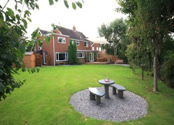 Thumbnail 6 bed detached house for sale in The Broadway, Nantwich