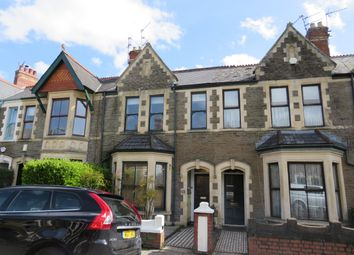 Thumbnail 3 bedroom property to rent in Fields Park Road, Cardiff
