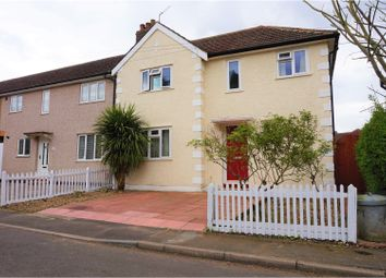 Thumbnail 4 bed end terrace house for sale in Willow Close, Bromley