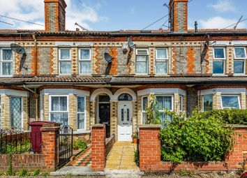 Thumbnail 3 bed terraced house for sale in Liverpool Road, Reading