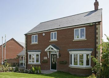 "Thumbnail 3 bed detached house for sale in ""The Claverley"" at Station Road, Long Marston, Stratford-Upon-Avon"