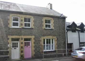 3 bed terraced house for sale in Quebec Road, Llanbadarn Fawr, Aberystwyth SY23