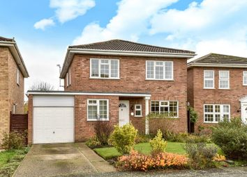 Thumbnail 4 bed detached house to rent in Arethusa Way, Bisley