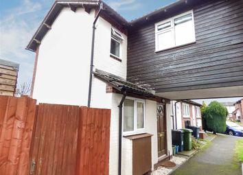 Thumbnail 2 bed terraced house for sale in The Paddocks, Shrewsbury, Shrewsbury