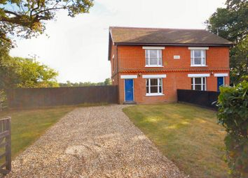 Thumbnail 2 bedroom semi-detached house to rent in Cambridge Road, Newmarket