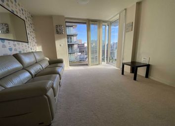 Thumbnail 2 bed flat to rent in Spectrum, Blackfriars Road, Salford