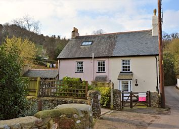Thumbnail 3 bed cottage for sale in Stokeinteignhead, Newton Abbot