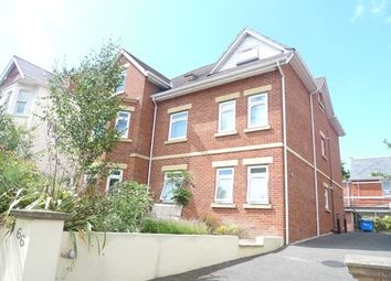 Thumbnail 1 bed flat to rent in 66 Alumhurst Road, Bournemouth