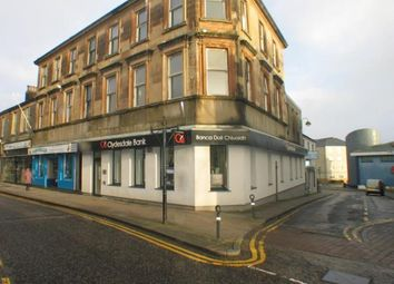 Thumbnail 1 bed flat to rent in Argyll Street, Dunoon, Argyll And Bute