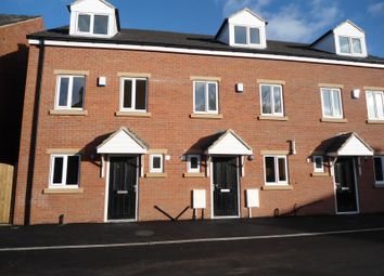 Thumbnail End terrace house to rent in 41 William Street, Wellgate, Rotherham