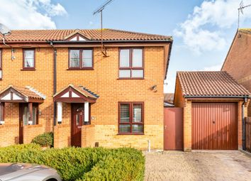 Thumbnail 3 bed end terrace house for sale in Rivenhall End, Welwyn Garden City