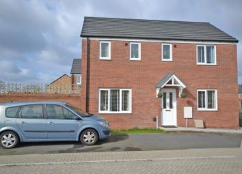 Thumbnail 3 bedroom detached house for sale in Stylish Detached House, Cefn Adda Close, Newport