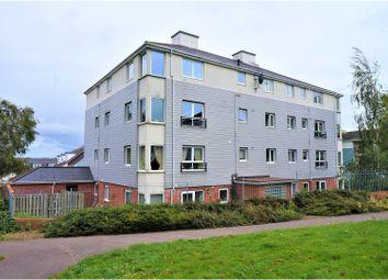 Thumbnail 2 bed flat for sale in Rossetti Close, Basingstoke