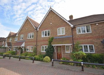 Thumbnail 3 bed terraced house to rent in Holbrook Close, Shalford, Guildford
