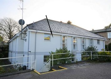 Thumbnail 2 bed flat for sale in Infirmary Hill, Truro, Cornwall