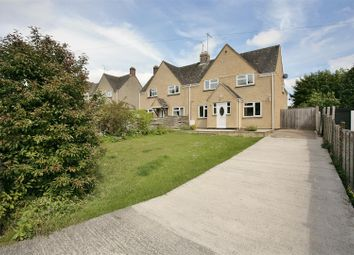 Thumbnail 3 bed semi-detached house for sale in Sturt Road, Charlbury, Chipping Norton