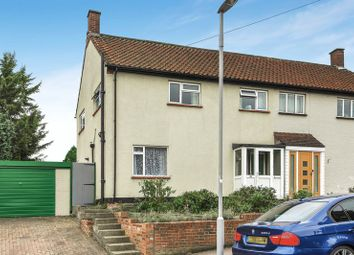 Thumbnail 3 bedroom semi-detached house for sale in Cox Lane, Chessington