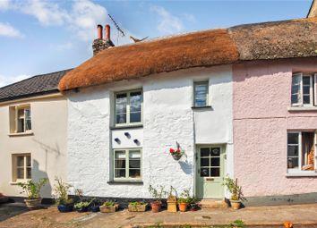 Thumbnail 2 bed terraced house for sale in Market Street, Hatherleigh, Okehampton