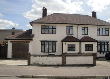 Thumbnail 3 bedroom terraced house to rent in Fawn Road, Chigwell