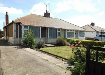 Thumbnail 2 bed semi-detached bungalow for sale in Cresswell Road, Ellington, Morpeth